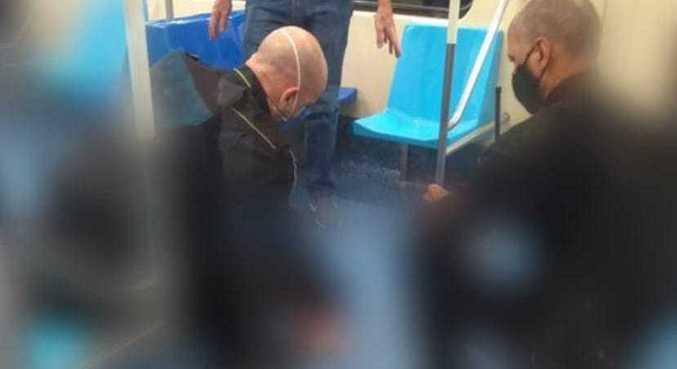 Mulher morreu após ser atacada a marretadas em vagão do Metrô de SP