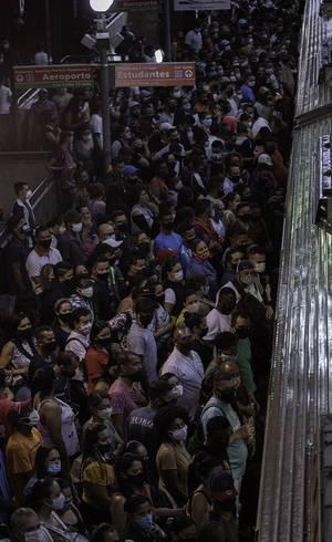 Número de casos continua em alta no Brasil
