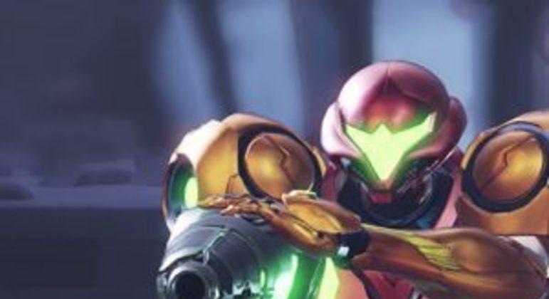 Metroid Dread para Switch aparece em novo trailer