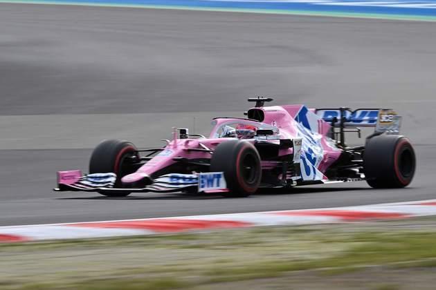 Mexicano da Racing Point foi substituído por Nico Hülkenberg