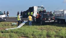 Acidente rodoviário no norte do México deixa ao menos 12 mortos