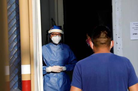 México beira 25 mil casos de coronavírus