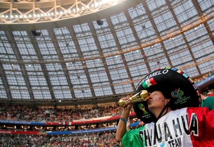 Copa: México enfrenta processo disciplinar por canto homofóbico
