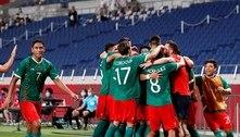 Seleção masculina de futebol do México fica com o bronze