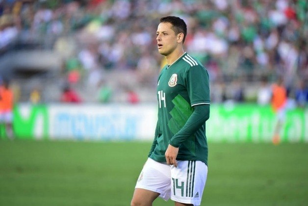 México - Javier Hernández: 52 gols em 109 jogos