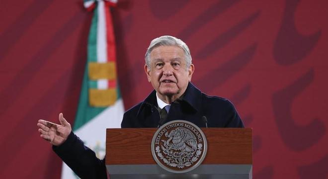 Lopez Obrador foi um dos últimos líderes mundiais a parabenizar Biden