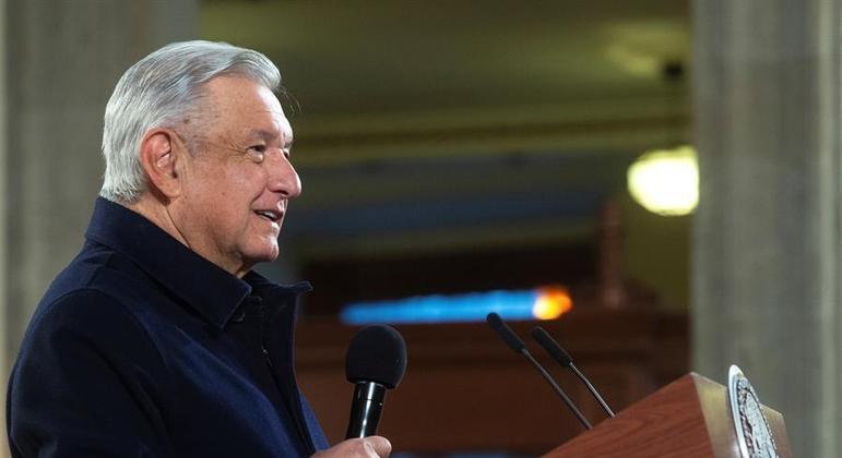 López-Obrador fechou acordo para a chegada de novas vacinas da Pfizer