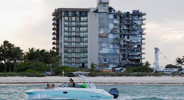 Reformas e vistorias poderiam ter evitado colapso de prédio em Miami