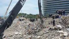 Sobe para 32 o número de mortos em desabamento em Miami