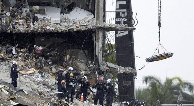 Carta alertou em abril sobre estado crítico do prédio em Miami