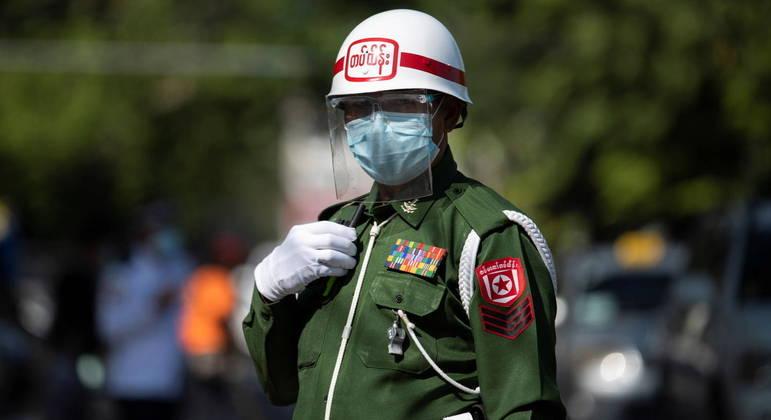 Golpe militar em Mianmar foi criticado pela comunidade internacional