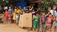 Junta de Mianmar é condenada pela morte de crianças