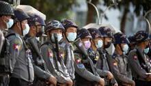 Em meio a protestos, militares de Mianmar bloqueiam Facebook