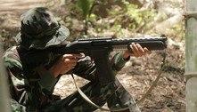 Mianmar: jovens treinam com rebeldes para combater militares