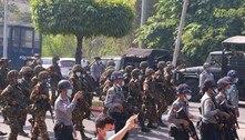 Junta militar de Mianmar liberta mais de 23 mil detidos