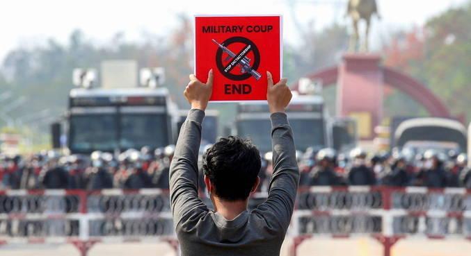 Detenções em protestos no país aumentaram
