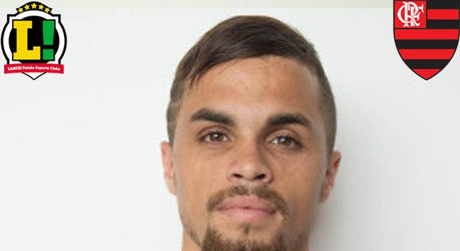 Michael - 5,5 - Manteve o ritmo do time do Flamengo, mas pouco conseguiu fazer de forma efetiva. Em uma lance, poderia ter tocado mas finalizou para defesa do goleiro.