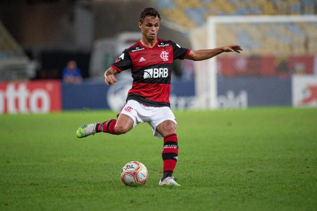 Michael - Contratado junto ao Goiás por R$ 34,5 milhões.