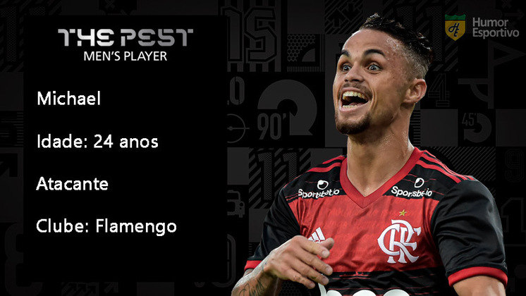 Michael foi mais um jogador que chegou ao Flamengo com status de grande contratação, mas dentro de campo não justificou o alto investimento