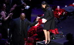 Michael Jordan, Vanessa Bryant, despedida Kobe,