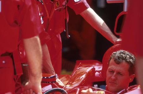 Michael Schumacher conquistou cinco títulos mundiais