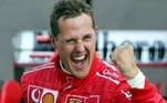 Michael Schumacher: O maior campeão da história da Fórmula 1 com 7 títulos encerrou suas atividades no esporte em 2006. No entanto, em 2010, acabou voltando para as pistas, sem conseguir um título. Sua aposentadoria definitiva aconteceu três temporadas depois.