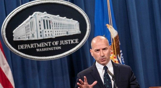O procurador Michael Sherwin disse que a investigação é 'sem precedentes'