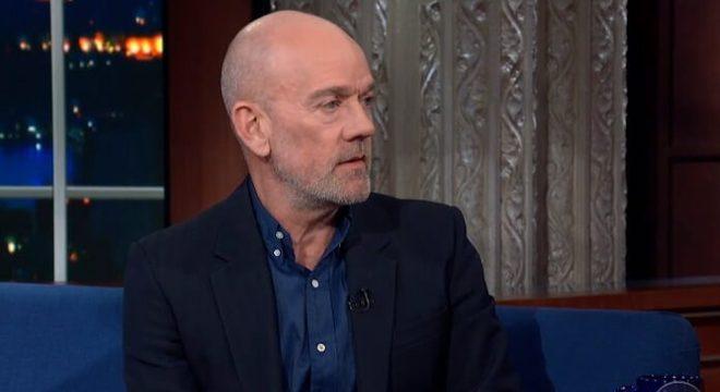 Michael Stipe em entrevista