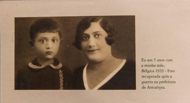 Em viagem a campo de concentração, bisneto descobriu destino da mãe de Michel