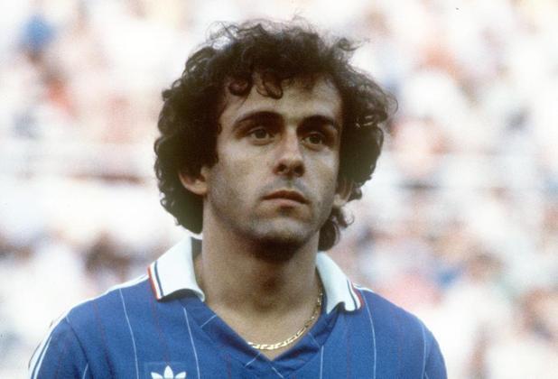Michel Platini - Um dos maiores nomes da história do futebol francês, o craque conquistou títulos importantes na carreira, porém jamais venceu uma Copa do Mundo.
