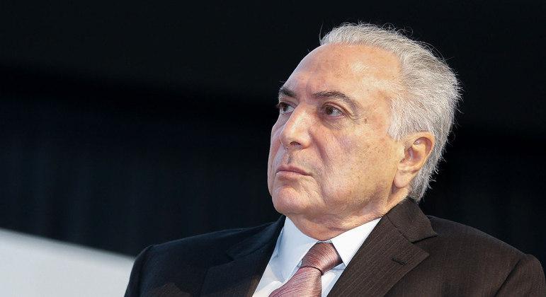Michel Temer não vê risco de ruptura democrática no Brasil no momento