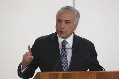 Governo Temer é reprovado por 82% dos brasileiros