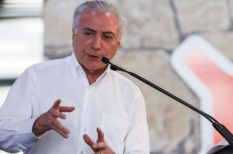 """MPF cita temer como """"líder"""" do núcleo de arrecadação"""