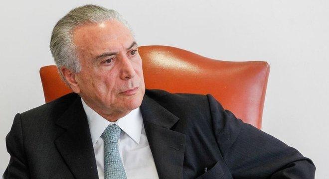 As três denúncias anteriores contra Temer foram para a 1ª Instância da Justiça em Brasília