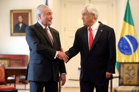 Brasil e Chile assinam acordo para investimentos