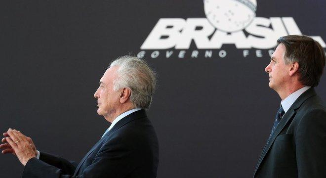 Representantes dos governos de Michel Temer (MDB) e seu sucessor, Jair Bolsonaro (PSL), deram sinais de contrariedade à presença de Battisti no Brasil