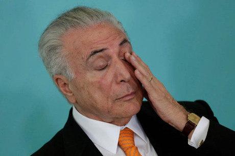 Palácio do Planalto disse que não vai comentar o caso