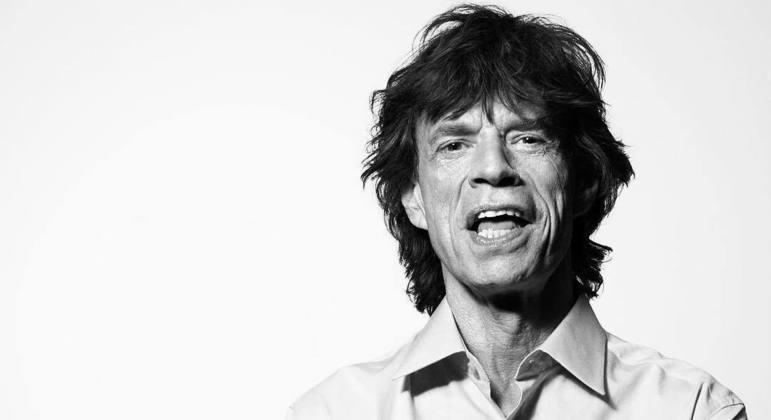 Mick Jagger começou com a fama de pé-frio em 2010