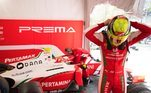 Mick Schumacher, F2,