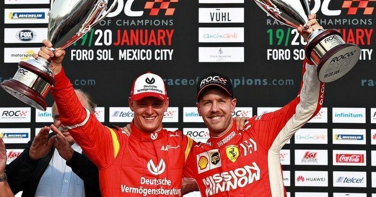 Mick Schumacher - filho do heptacampeão Michael Schumacher, irá disputar sua segunda temporada na Fórmula 2, com a equipe Prema, aos 21 anos