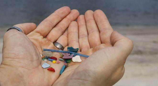 Os chamados microplásticos vêm gerando preocupações na comunidade científica