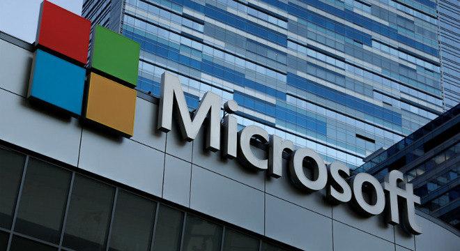 Microsoft superou nesta quinta-feira (25) US$ 1 trilhão
