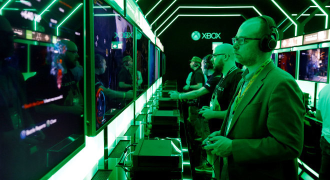 Novo console será quatro vezes mais potente do que o Xbox One X