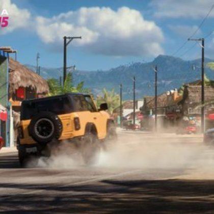 Microsoft mostra novo trailer de Forza Horizon 5 e controle temático
