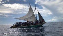 EUA interceptam barco com 104 haitianos na costa da Flórida