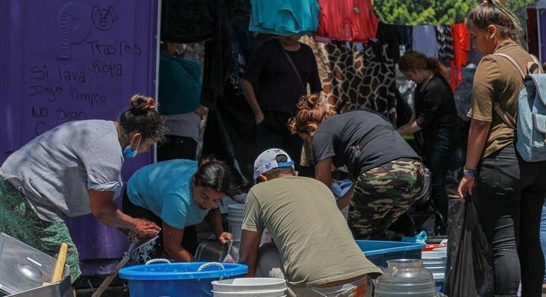Migrantes foram detidos por conta de denúncia de guatemalteco