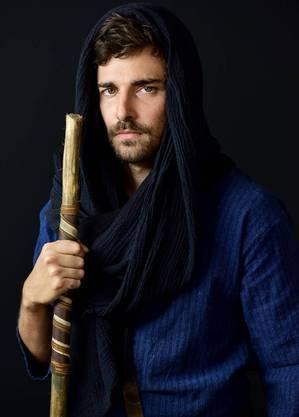 """Miguel Coelho vai aparecer como Jacó em """"Gênesis"""""""