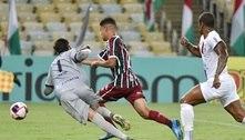 Resende vira e bate o Fluminense em jogo de arbitragem polêmica