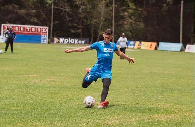 Miguel Monsalve (Colômbia) - Clube: Independiente Medellín (Colômbia) - Posição: Meia-ofensivo