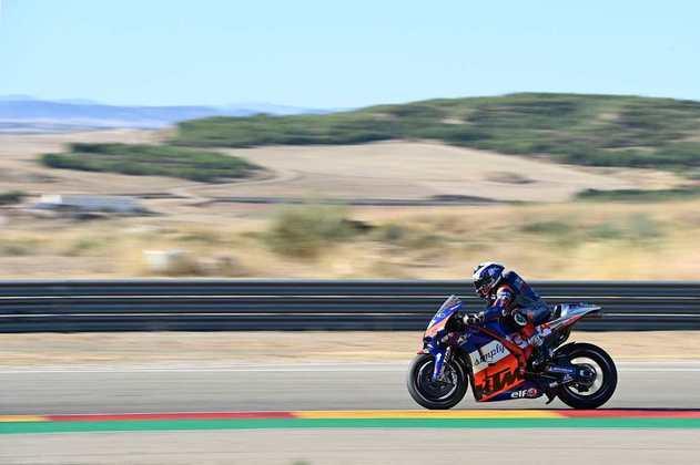 Miguel Oliveira é o oitavo do grid
